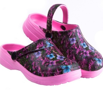 Buy Butterfly Backdoorshoes® for Kids online